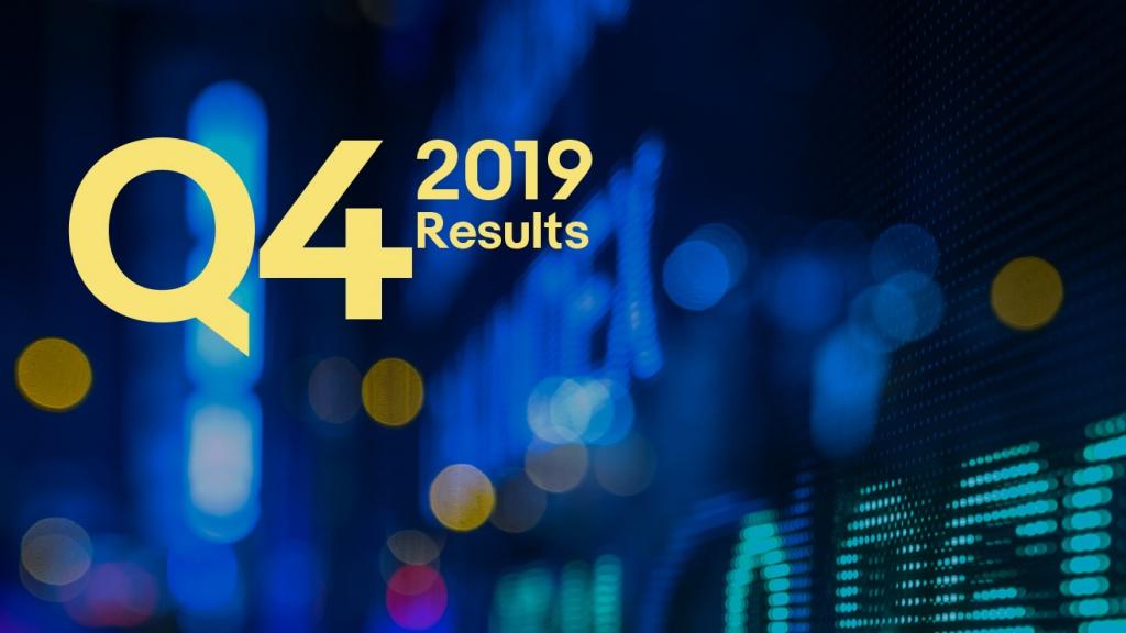 Ebay Inc Reports Fourth Quarter And Full Year 2019 Results
