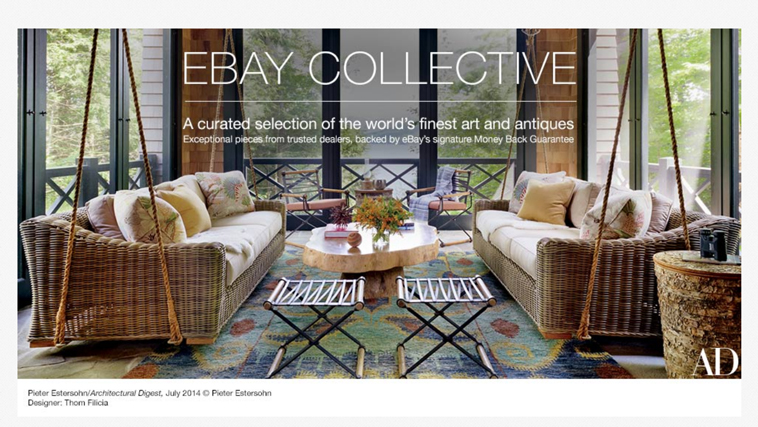 Ebay Collective Provides A New Curated Experience For Fine Art And