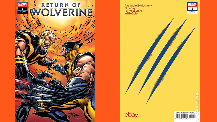 Limited Edition Wolverine Comic Book To Be Sold Exclusively