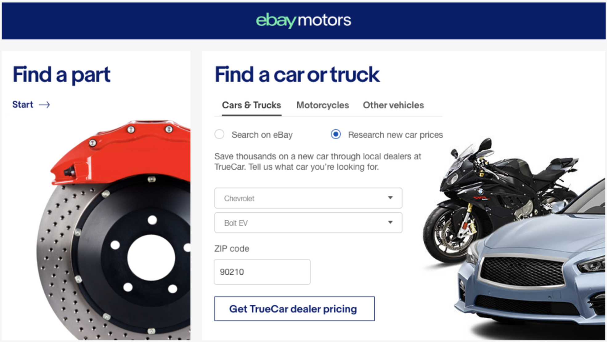 eBay Motors Introduces New Tire Installation Service and Improved ...
