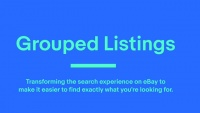eBay Makes It Easier to Find What You're Looking for with Grouped Listings