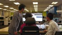 Head-Motion Tracking Technology HeadGaze Attracts Interest